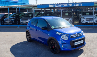 Citroen C1 Urban Ride Shine 1.0 VTi 72cv Azul
