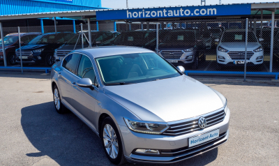 Volkswagen Passat 1.6TDi Advance  120cv Plata