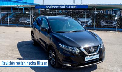 Nissan Qashqai 1.3DIGT NStyle 140cv Negro