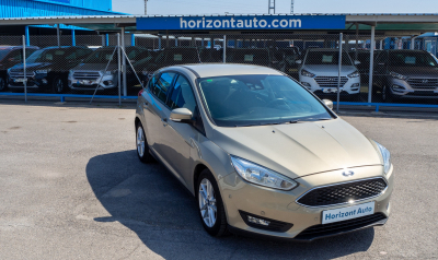 Ford Focus TDCi Trend+ 120cv Marrón metalizado