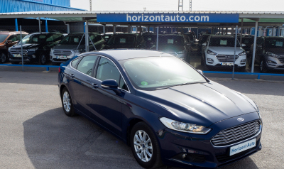 Ford Mondeo 2.0TDCi Business 150cv Azul metalizado