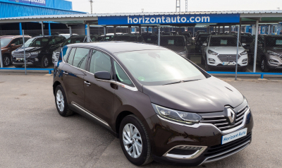 Renault Espace 1.6DCi Twin Turbo Zen Energy 7 plazas 160cv Marrón metalizado