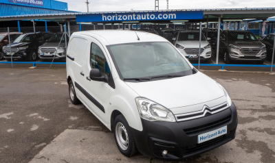 Citroen Berlingo 1.6BHDi Club 100cv Blanco