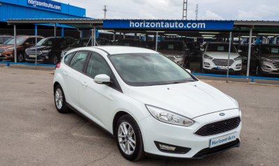 Ford Focus 1.6 Trend 125cv Blanco