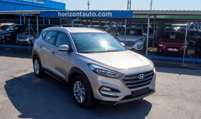 Hyundai Tucson 1.7CRDI 115cv BDrive Link 4x2 115cv Beige metalizado