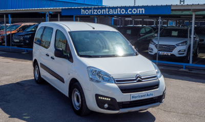 Citroen Berlingo 1.6BHDi Multispace Live Edition 100cv Blanco