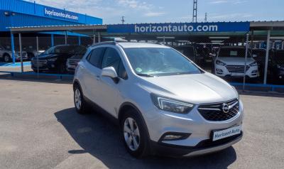 Opel Mokka X 1.4T Edition 140cv Gris metalizado